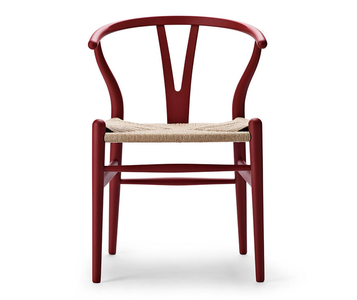 Carl Hansen & Søn CH24-tuoli Soft Red Brown, Special Edition