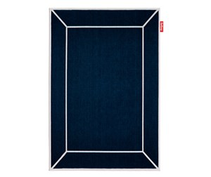 Carpretty Grand Frame -matto, blue, 200 x 290 cm