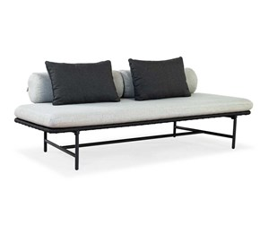 Moco-daybed, harmaa, L 199 cm